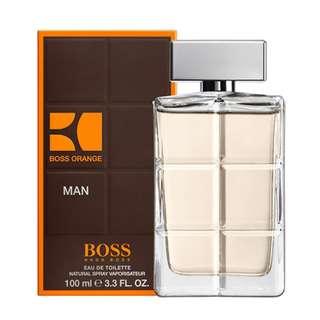HUGO BOSS ORANGE EDT FOR MEN