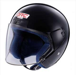 ARC Discovery Helmet Black - Fiber