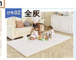 韓國Caraz Playmat 4叠爬行墊