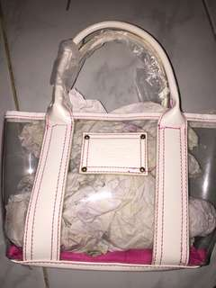 vuctoria secret clutch bag