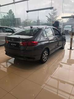 2018 New Honda City 1.5 E V S