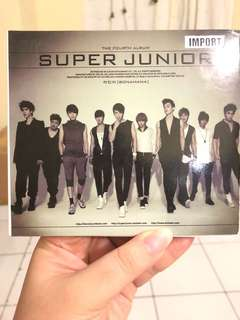 Super junior 3th-5th album