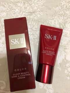 SK2上質光·晶透柔潤保養隔離霜25g
