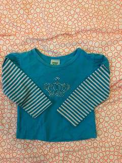 Baby girl Long sleeve shirt / top