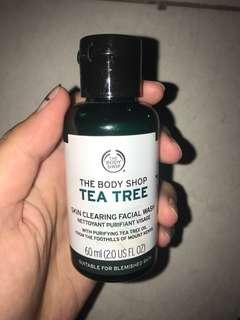 TBS Tea Tree Facial Wash