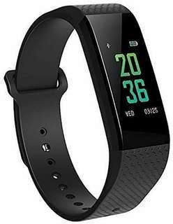 Blood Pressure Oxygen Rate Smart Watch
