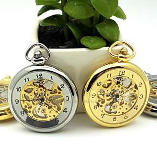 Pocket Watch, Pendant, Watches