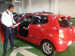 Toyota wigo red 2016