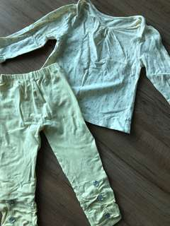 1-2yo - Girls set