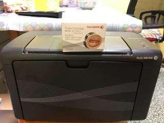 fuji xerox p215b 黑白laser printer
