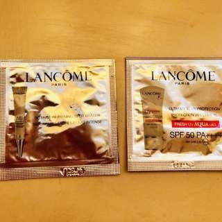 Sample - Lancome Spot Eraser 1ml, UV Expert Sunblock 1ml (F022)
