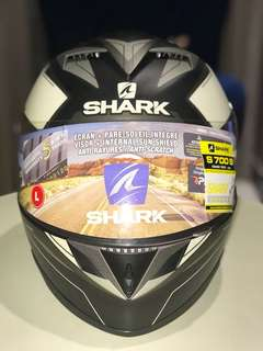 Shark s700 s new Helmet