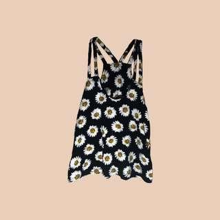 Sunflower Top/Sleveless
