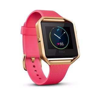 Fitbit Blaze (Special Edition) Pink Gold S