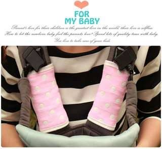 🚚 *現貨*📦 純棉紗布背巾 專用口水巾 背帶防咬巾 推車口水巾 嬰兒磨牙 六層紗背帶巾