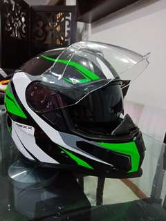 Full Face Helmet (Nexx)