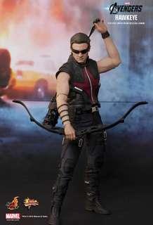 Hot Toys Avengers Hawkeye