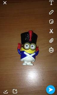 Despicable Me Soldier Minion!💛😇🌈