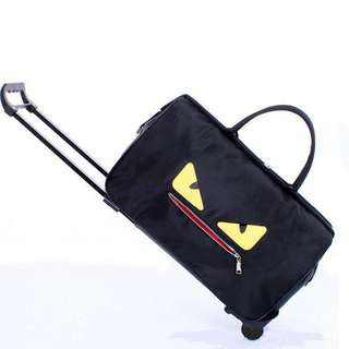 Assorted Travel Bag with trolley Fendi Monste/LV Travel (FREE POSTAGE)