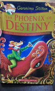 Geronimo Stilton - The Phoenix of Destiny