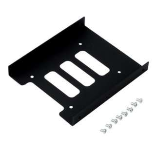 (288)SSD HDD Metal Adapter Mounting Bracket Hard Disk Drive Holder for PC 2.5/3.5