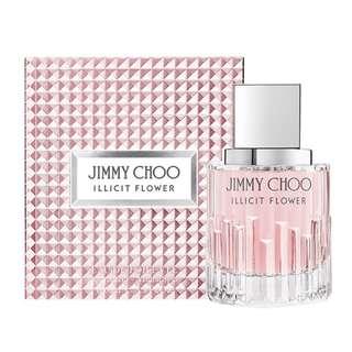 JIMMY CHOO ILLICIT FLOWER EDT FOR WOMEN