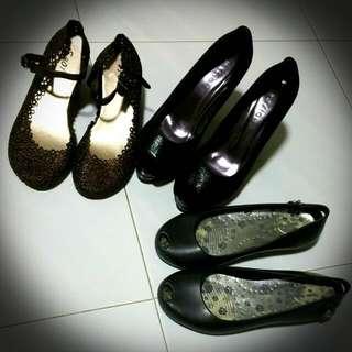 Ladies Heels & Shoes