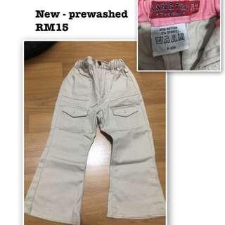 Girl's Long Pants