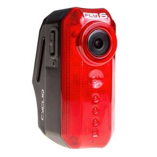 Cycliq Fly 6 V bike HD video camera recorder + Light (Brand New)