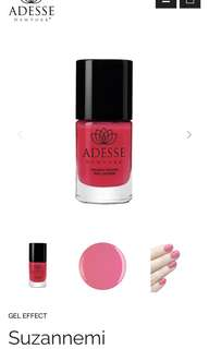 BN Adesse New York Organic Infused Nail Lacquer - Suzannemi