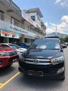 2017 Toyota Innova 2.0G (A) For Sale!