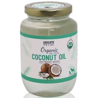 Absolute Plus Organic Raw Virgin Coconut oil
