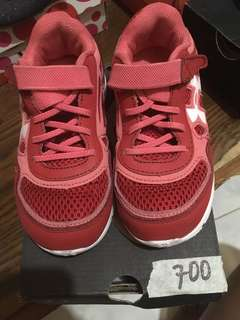 Under armour sneakers Red