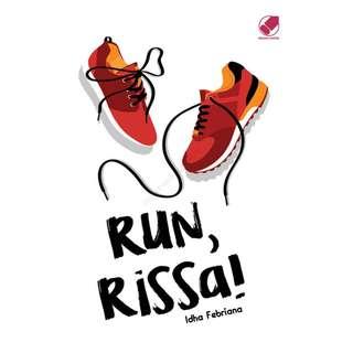 Ebook Run, Rissa! - Idha Febriana