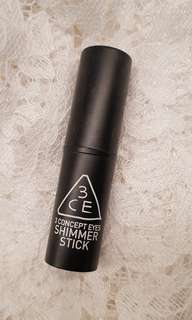 3CE Highlighter shimmer stick