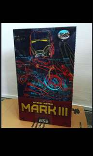 Special Edition HotToys Ironman Mark 3 Diecast