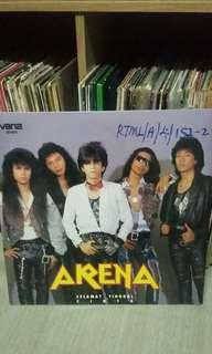 Record vinyl Arena