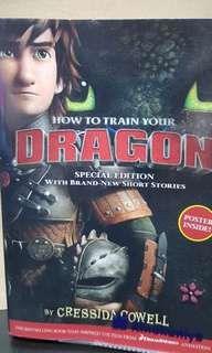 How to train your Dragon-special editipn