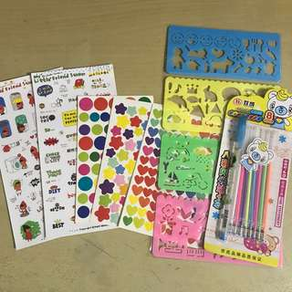 BN Scrapbook Craft Items