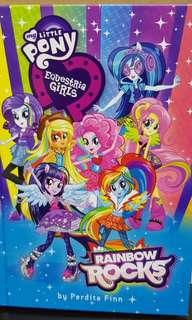 My little pony - rainbow rocks