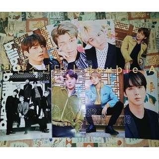 BILLBOARD x BTS Magazine (Rare / Limited Edition On Hand)