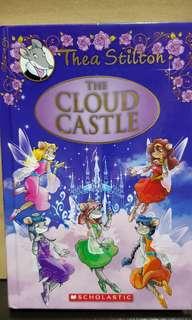 Thea Stilton - The cloud castle