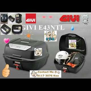 3105●● Givi Box E43NTL for sale