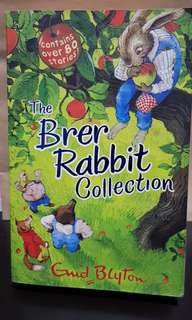 Enid Blyton- the Brer Rabbit collection