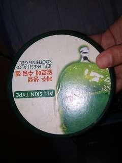 Jeju fresh aloe vera soothing gel
