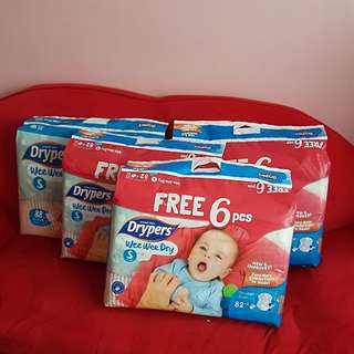 Diapers/Pampers  (Drypers)