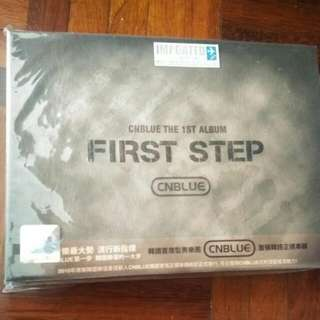 ⭐️CN Blue First Step Album