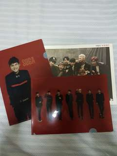 BTS THE RED BULLET MERCHANDISE