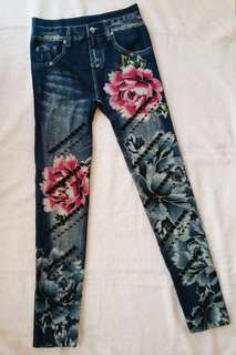 Ripped Jeggings