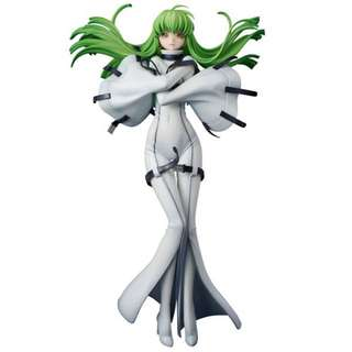 PRE-ORDER : Union Creative Code Geass: Lelouch of the Rebellion - C.C.